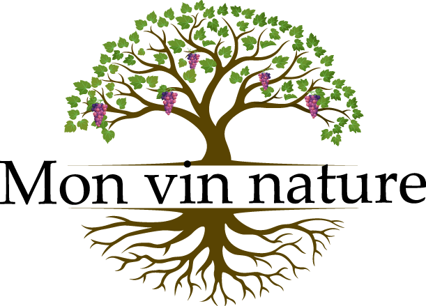 Mon Vin Nature Logo