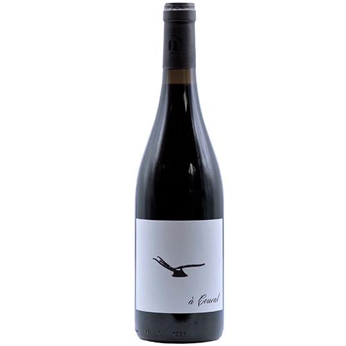 Vin Aymeric-et-Jordan - 2018 - Amiel - Coural - Rouge - Syrah - Vin-de-France - Languedoc-Roussillon - 34290 - Montblanc
