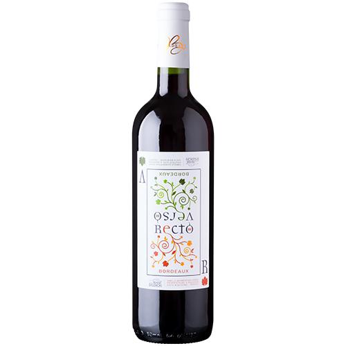 Vin Sophie-Guimberteau-Charles-Foray - 2016 - Chateau-Franc-Baudron - Recto - Rouge - Merlot - AOP-Bordeaux - Bordeaux - 33570 - Montagne