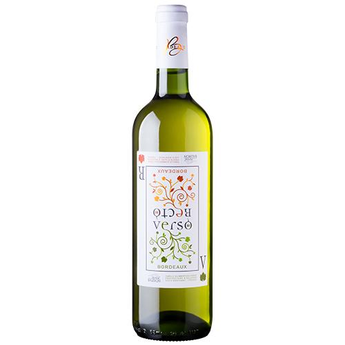 Vin Sophie-Guimberteau-Charles-Foray - 2019 - Chateau-Franc-Baudron - Verso - Blanc - Semillon - AOP-Bordeaux - Bordeaux - 33570 - Montagne