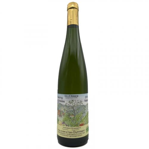 Vin Anne,-Andre-et-Yann-Durrmann - 2019 - Durrmann - Riesling-sur-Schistes - Blanc - Riesling - AOC-Alsace - Alsace - 67140 - Andlau