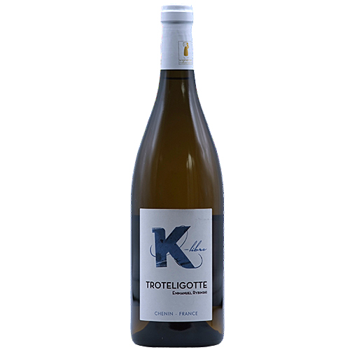 Vin Emmanuel-Rybinski - 2018 - Clos-Troteligotte - K-Libre-Chenin - Blanc - Chenin - Vin-de-France - Sud-ouest - 46220 - Pascadoires
