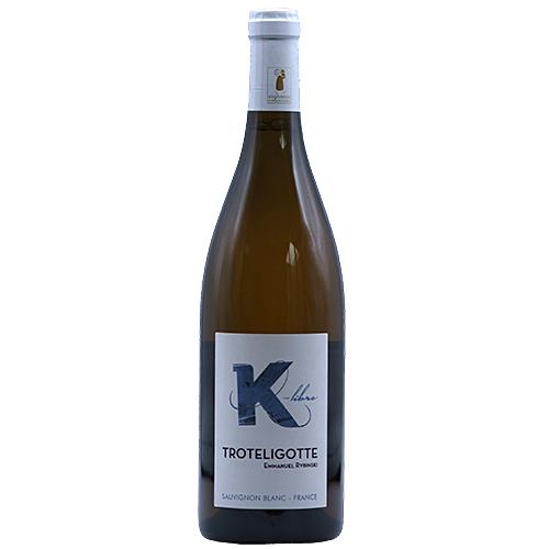 Vin Emmanuel-Rybinski - 2018 - Clos-Troteligotte - K-Libre-Sauvignon - Blanc - Sauvignon- - Vin-de-France - Sud-ouest - 46220 - Pascadoires