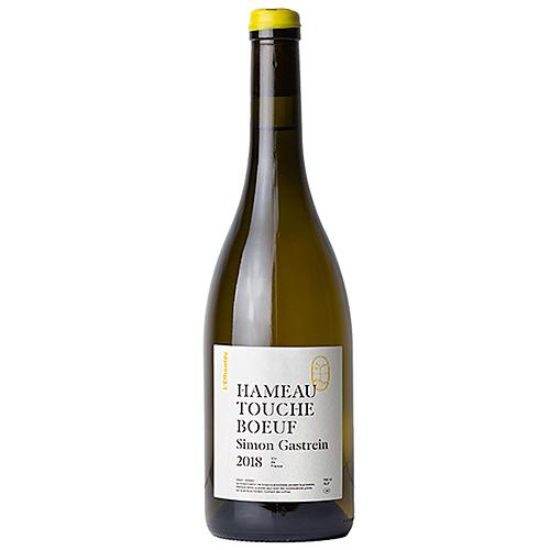 Vin Gastrein-Simon - 2018 - Hameau-Toucheboeuf - L'Effrontee - Blanc - Viognier - Vin-de-France - Rhone - 42520 - Bessey