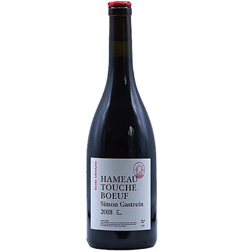 Vin Gastrein-Simon - 2018 - Hameau-Toucheboeuf - L'enclume - Rouge - Syrah - Vin-de-France - Rhone - 42520 - Bessey