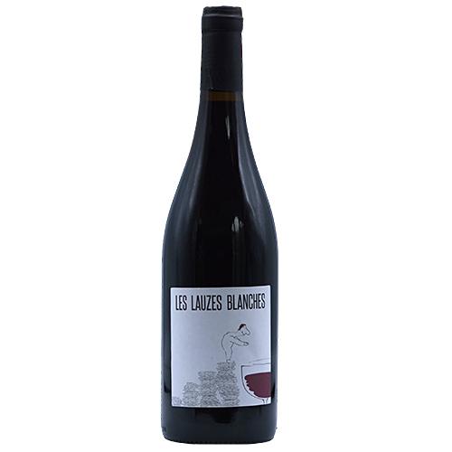 Vin Lori-Haon - 2019 - Du-petit-Oratoire - Les-lauzes-Blanches - Rouge - Carignan - AOP-Cotes-du-Rhone - Rhone - 30210 - Valliguieres