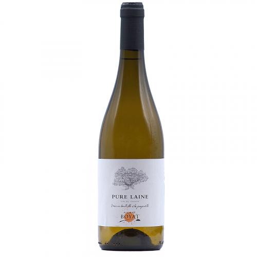 Vin Pierre-Boyat - 2014 - Pure-Laine - Blanc - Chardonnay - Vin-de-France - Bourgogne - 71570 - Leynes