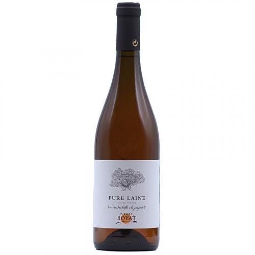 Vin Pierre-Boyat-2017-Pur-Laine-Orange-Chardonnay-Vin-de-france-Bourgogne-71570-Leynes