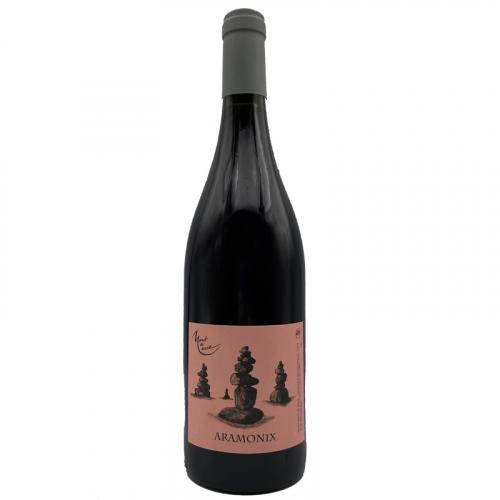 Vin Thierry-Forestier - 2019 - Mont-de-Marie - Aramonix - Rouge - Aramon - Vin-de-France - Languedoc-Roussillon - 30250 - Souvignergues