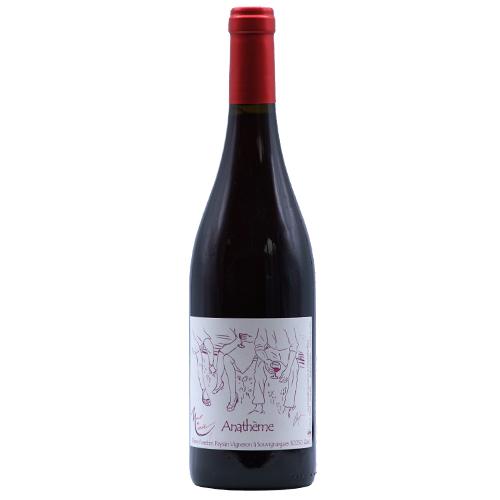 Vin Thierry-Forestier - 2018 - Mont-de-Marie - Anatheme - Rouge - Aramon - Vin-de-France - Languedoc-Roussillon - 30250 - Souvignergues