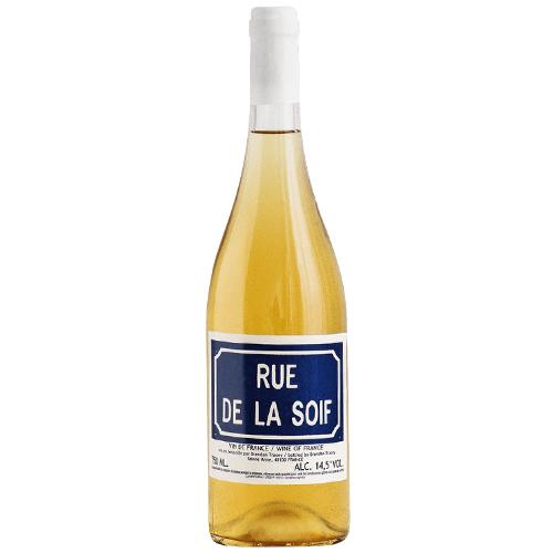 Vin Brendan-Tracey - 2018 - Rue-de-la-soif - Blanc - Sauvignon - Vin-de-France - Loire - 41100 - Sainte_Anne