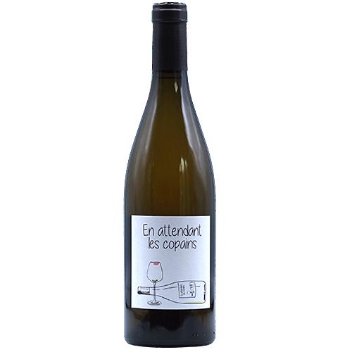 Vin Lori-Haon-2018-Du-petit-Oratoire-En-attendant-les-copains-Blanc-Viognier-AOP-Cotes-du-Rhone-Rhone-30210-Valliguieres