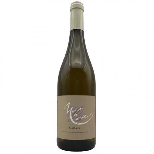 Vin Thierry-Forestier - 2019 - Mont-de-Marie - Anatheme - Blanc - Viognier - Vin-de-France - Languedoc-Roussillon - 30250 - Souvignergues