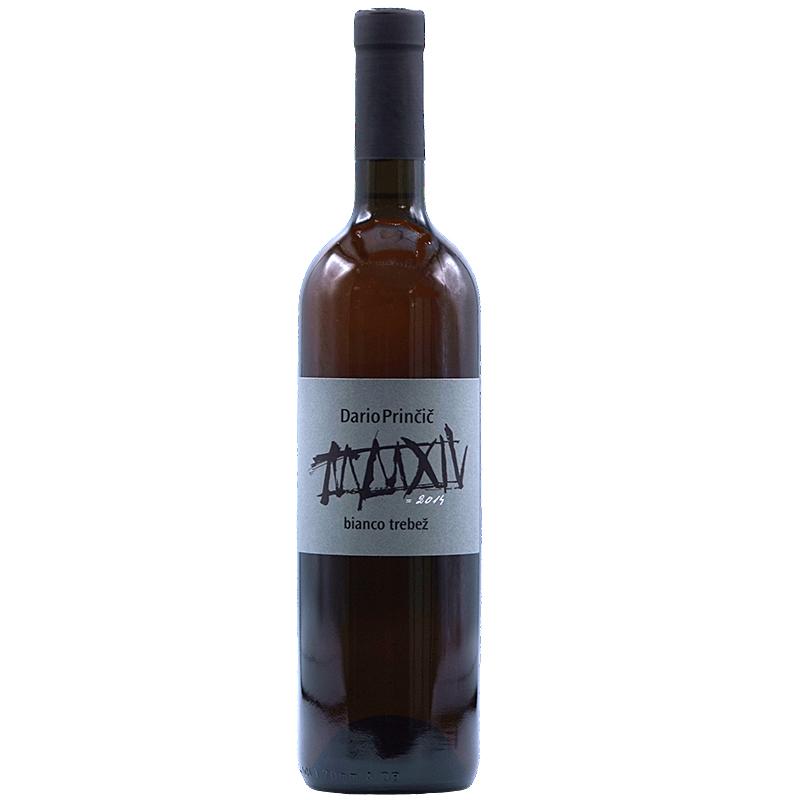 Vin Dario-Princic - 2014 - Bianco-Trebez - Orange - Chardonnay - Venezia-Giulia - Italie - 34170 - Gorizia