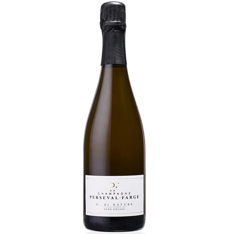 Vin Perseval-Farge - 0 - Nature-Zero-Dosage - Champagne - Pinot-Noir - AOP-Champagne - Champagne - 51500 - Chamery