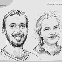 Mathilde-et-Florian-Beck-Hartweg-Alsace-67650-Dambach-la-ville